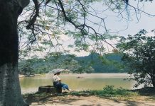 Khám phá vẻ đẹp hoang sơ tuyệt mỹ của hồ Quan Sơn